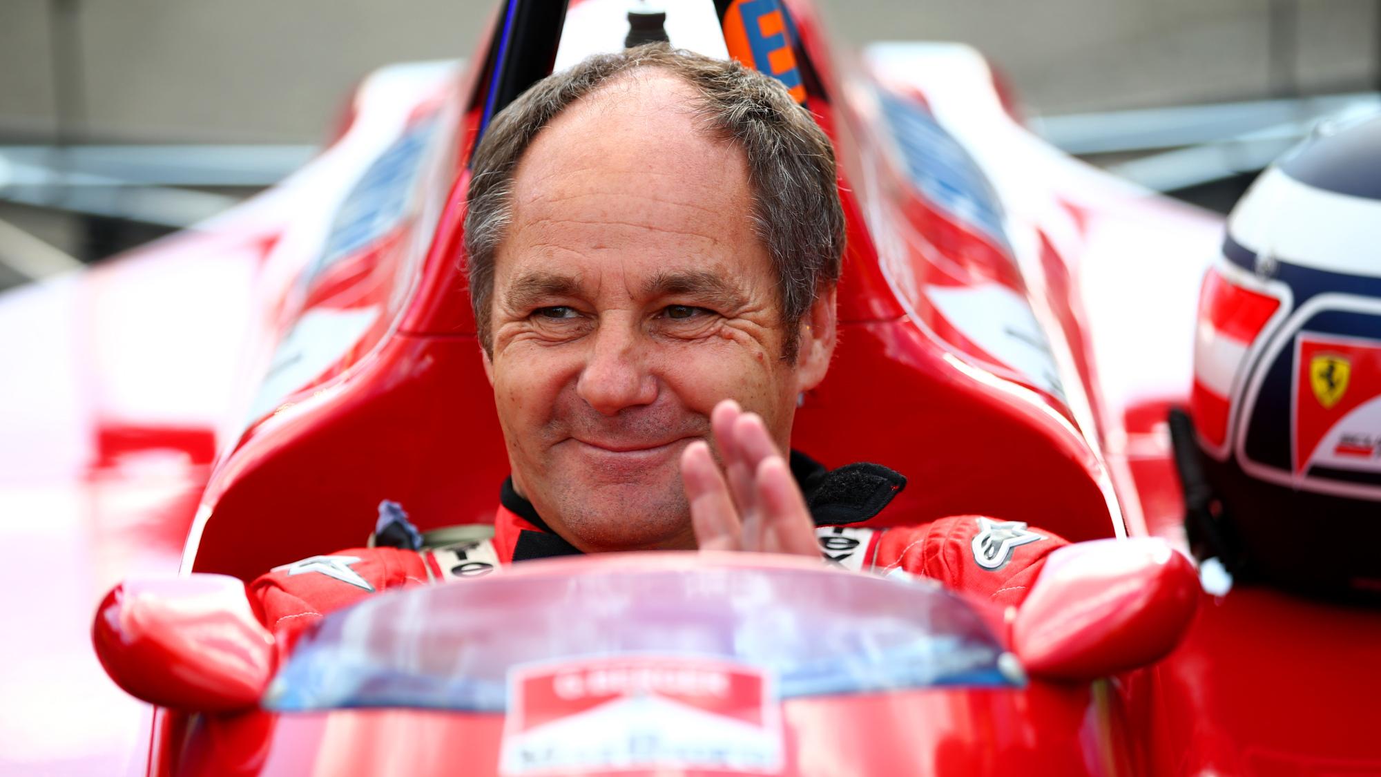 """Il personaggio della settimana - Gerhard Berger, molto più di un """"secondo"""""""