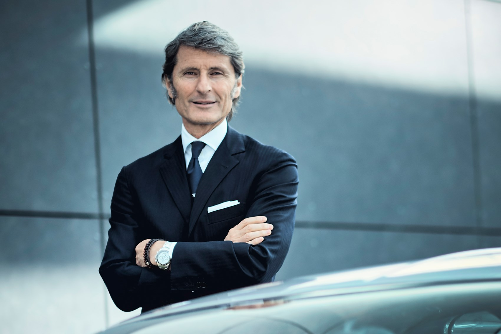 Stephan Winkelmann torna alla guida di Automobili Lamborghini