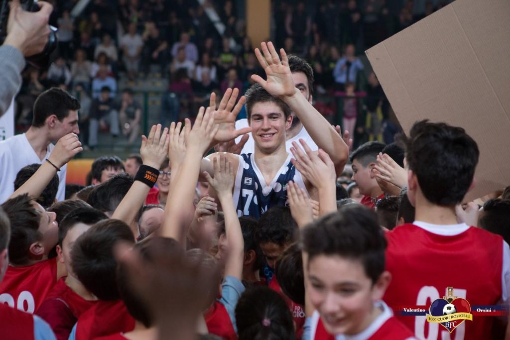 Amichevole Fortitudo GrissinBon Reggio Emilia: Le foto della gara - 16 Mar