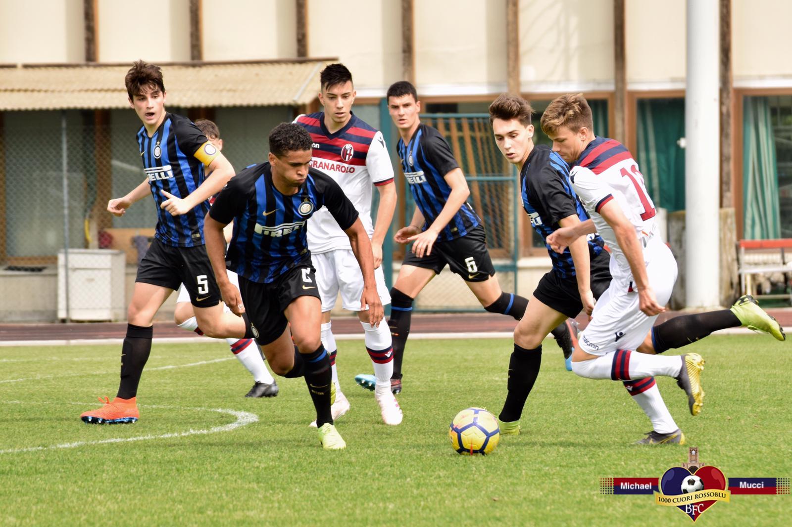 """Bologna U17, l'Inter batte i rossoblù e si aggiudica il """"Memorial Seghedoni"""""""