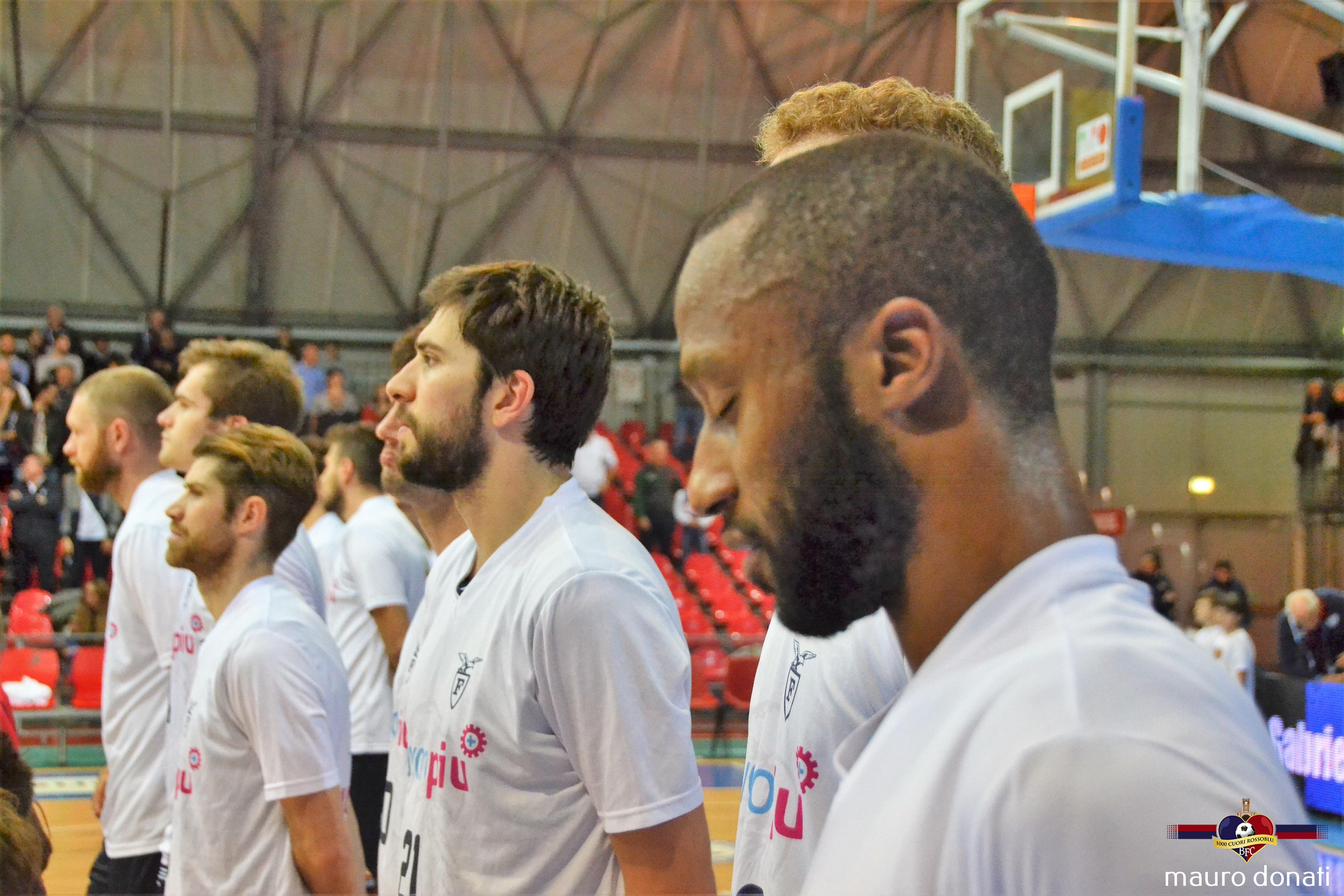 Meravigliosamente Fortitudo: contro Montegranaro arriva l'ottava vittoria consecutiva, espugnato anche il PalaSavelli con il punteggio finale di 71-76