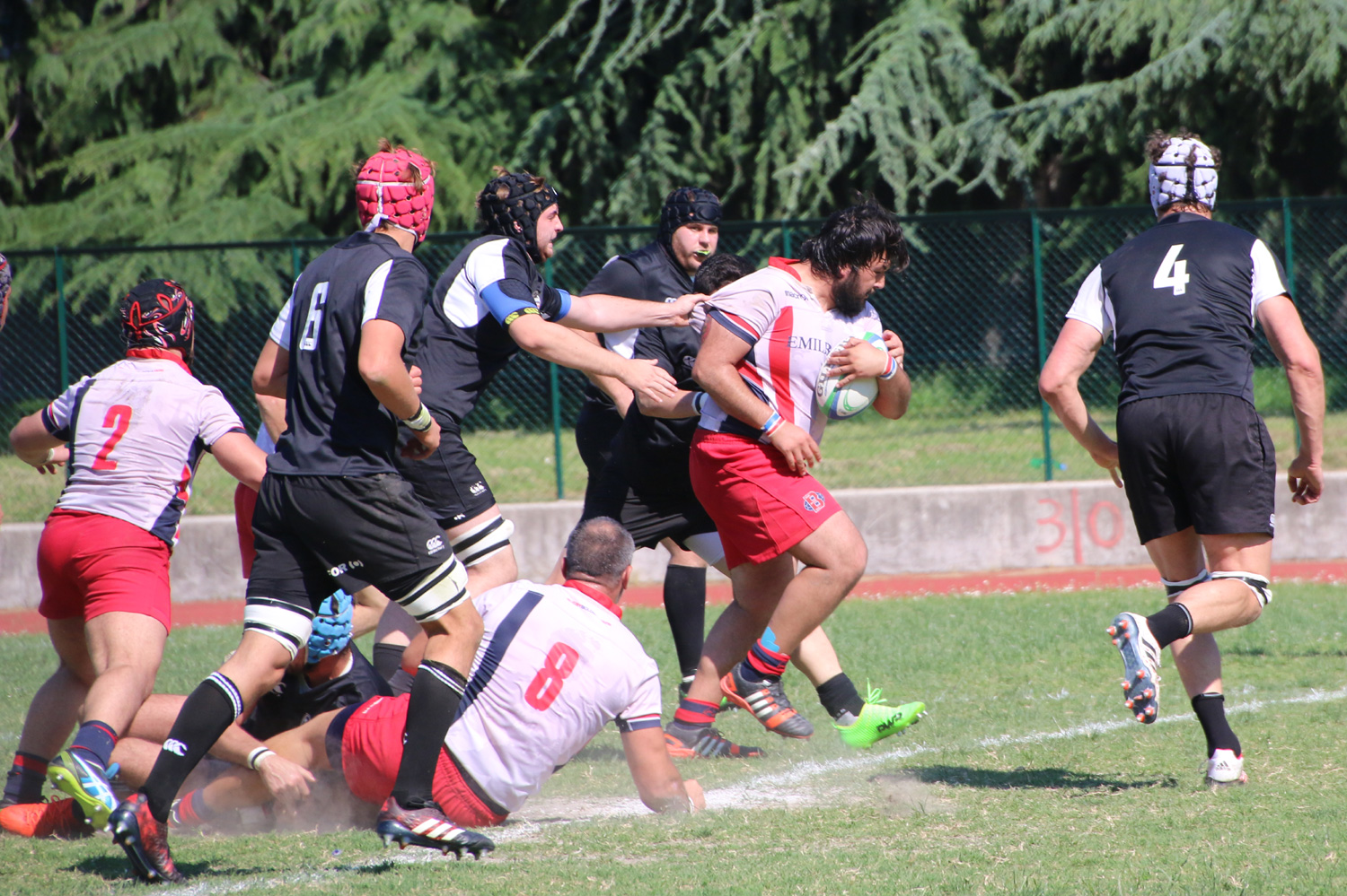 Rugby - Andata finale Play Off: Bologna Rugby 1928 v. Petrarca Padova 21-26 – 22 Mag