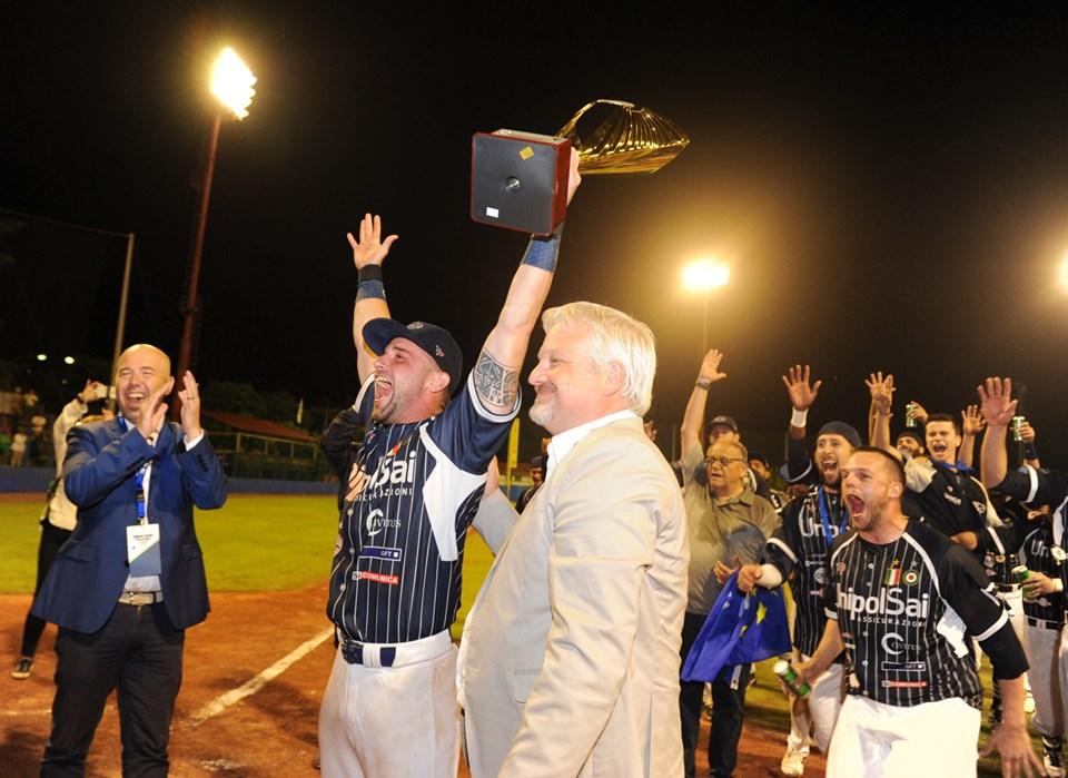 Champions Cup -  La Fortitudo è campione d'Europa!!!