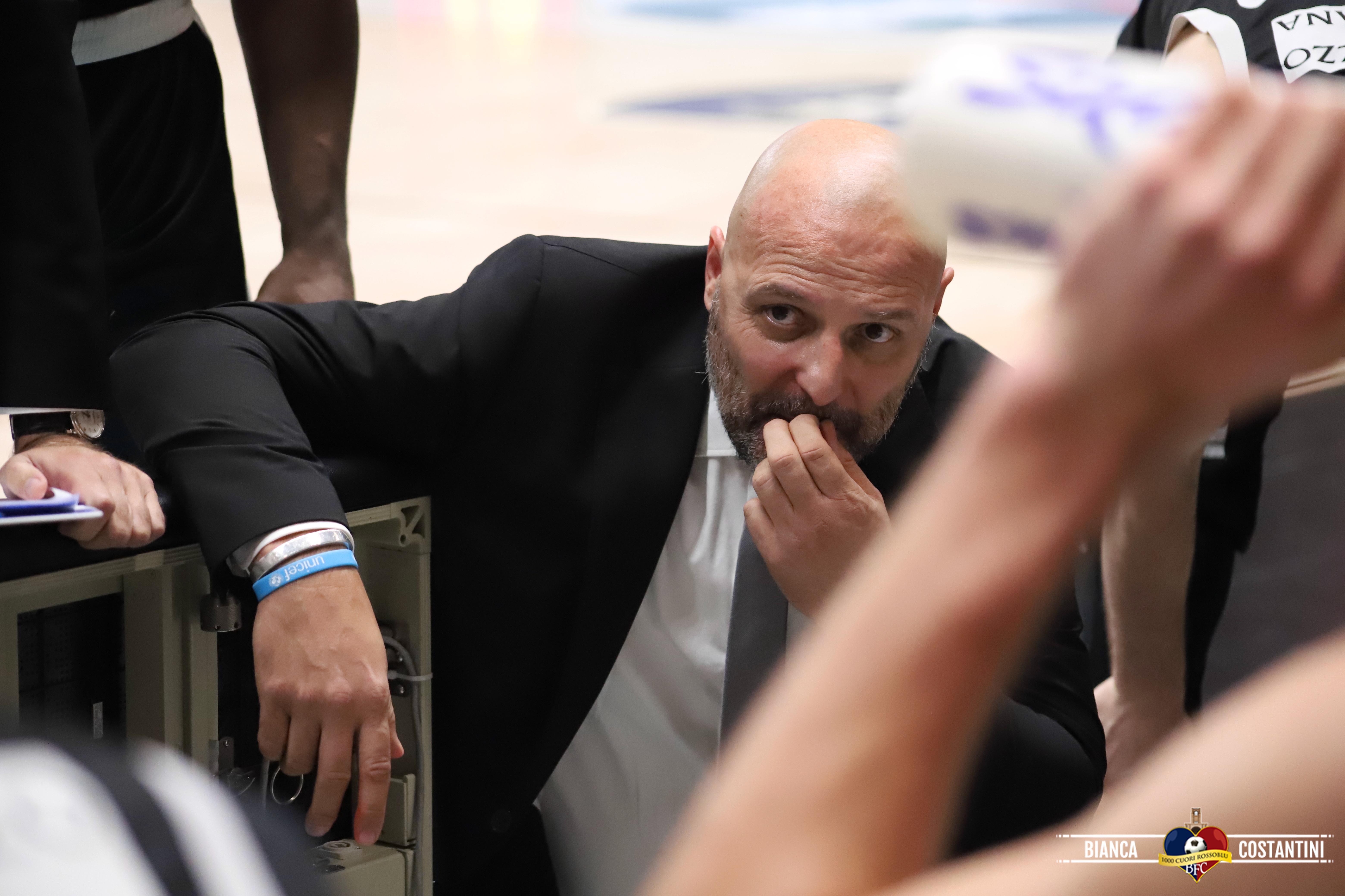 """Maccabi Rishon-Virtus Segafredo, Djordjevic: """"Fisicamente stiamo bene, faremo di tutto per conquistare questa vittoria"""""""