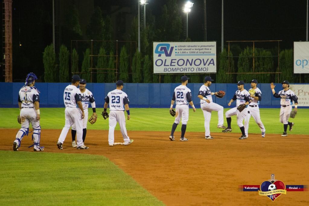 Baseball: Le foto di Fortitudo-Rimini (Gara1)- 28 Mag