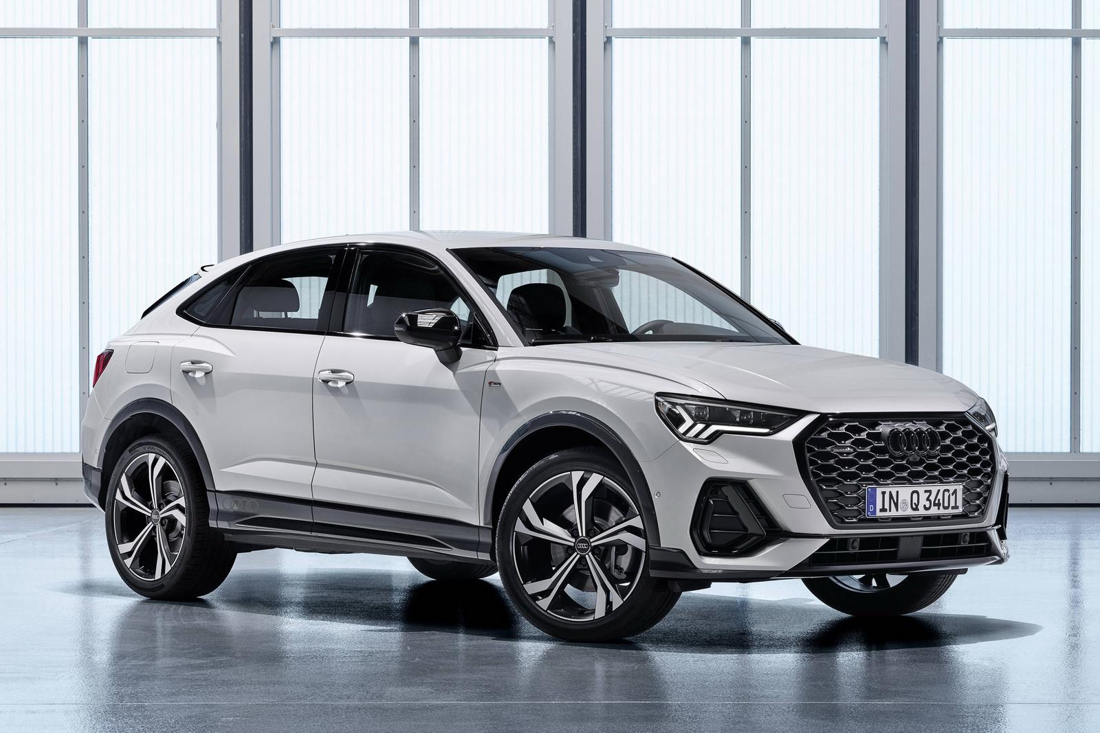 Nuova Audi Q3 Sportback