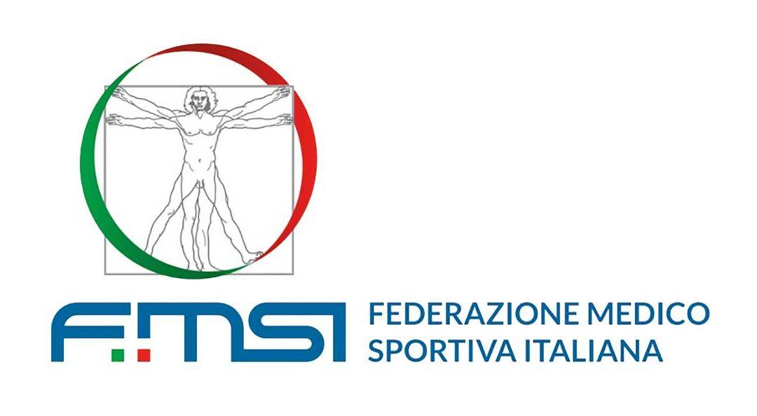 Federazione Medico Sportiva Italiana - Interruzione allenamenti collettivi