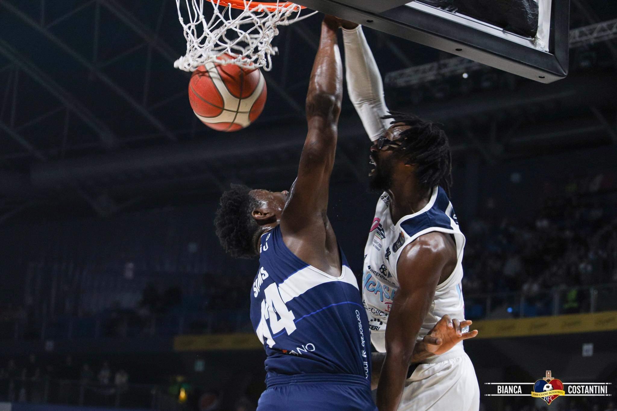 Alla Vitrifrigo Arena cala il sipario delle Final Eight per Bologna: Brindisi batte Fortitudo 78-53