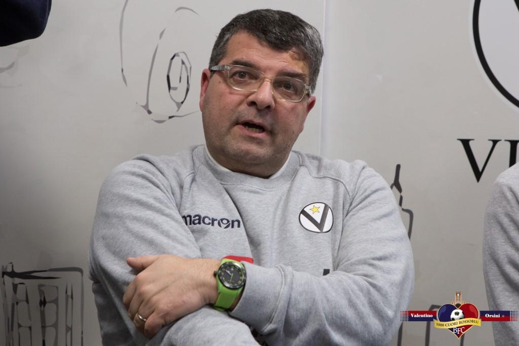 Verso Virtus - Torino, le parole di coach Ramagli - 16 Dic