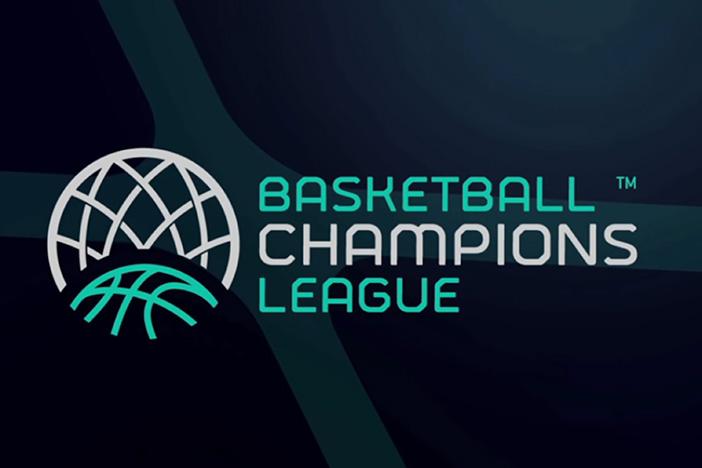 Fortitudo - La squadra biancoblú iscritta alla prossima Basketball Champions League