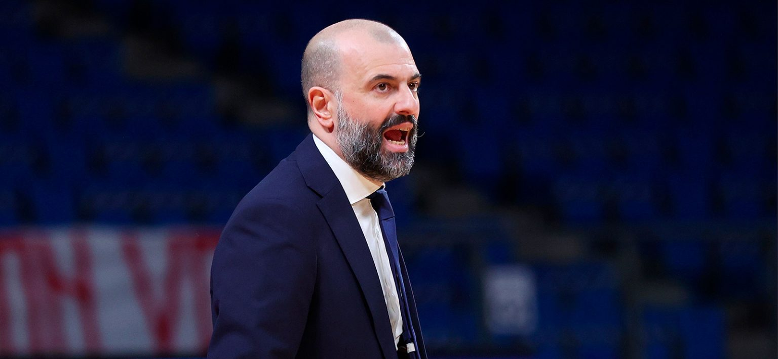 """Buscaglia, coach della Germani Brescia: """"Contro la Virtus, questa sera, una montagna da scalare"""""""