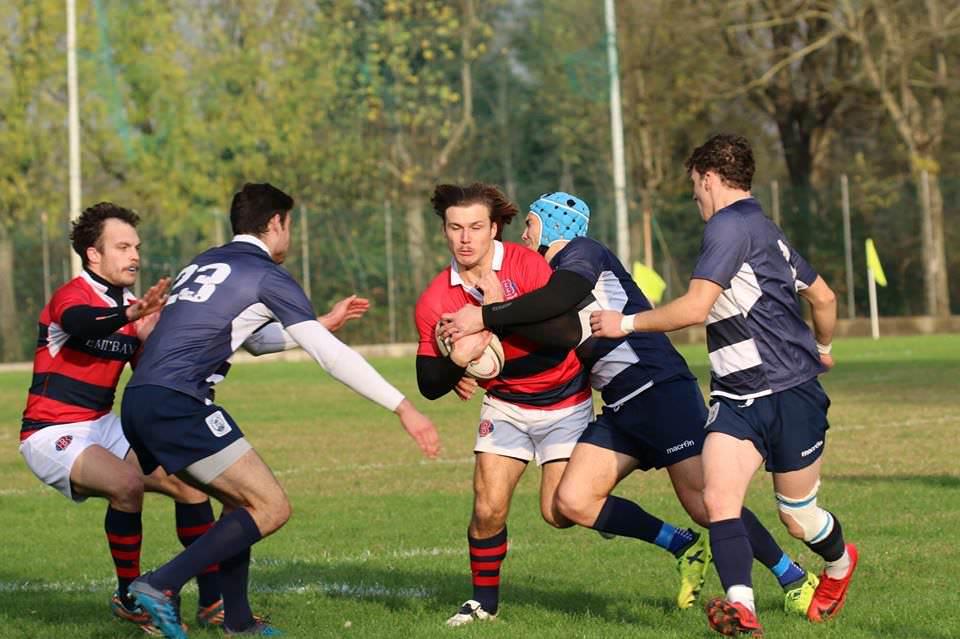 Rugby – I rossoblù battono Mogliano e difendono il 3° posto!