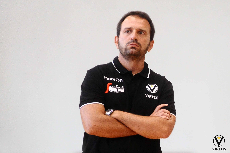 Virtus: termina la collaborazione con Daniele Cavicchi - 19 Giu