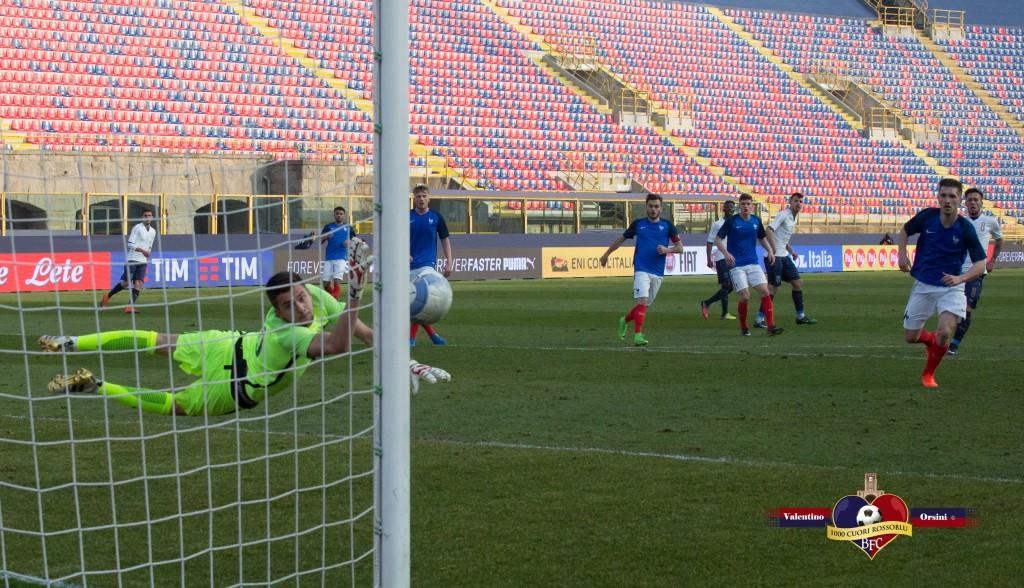 Amichevole: Italia Francia Under 19 Le foto della gara - 23 Feb