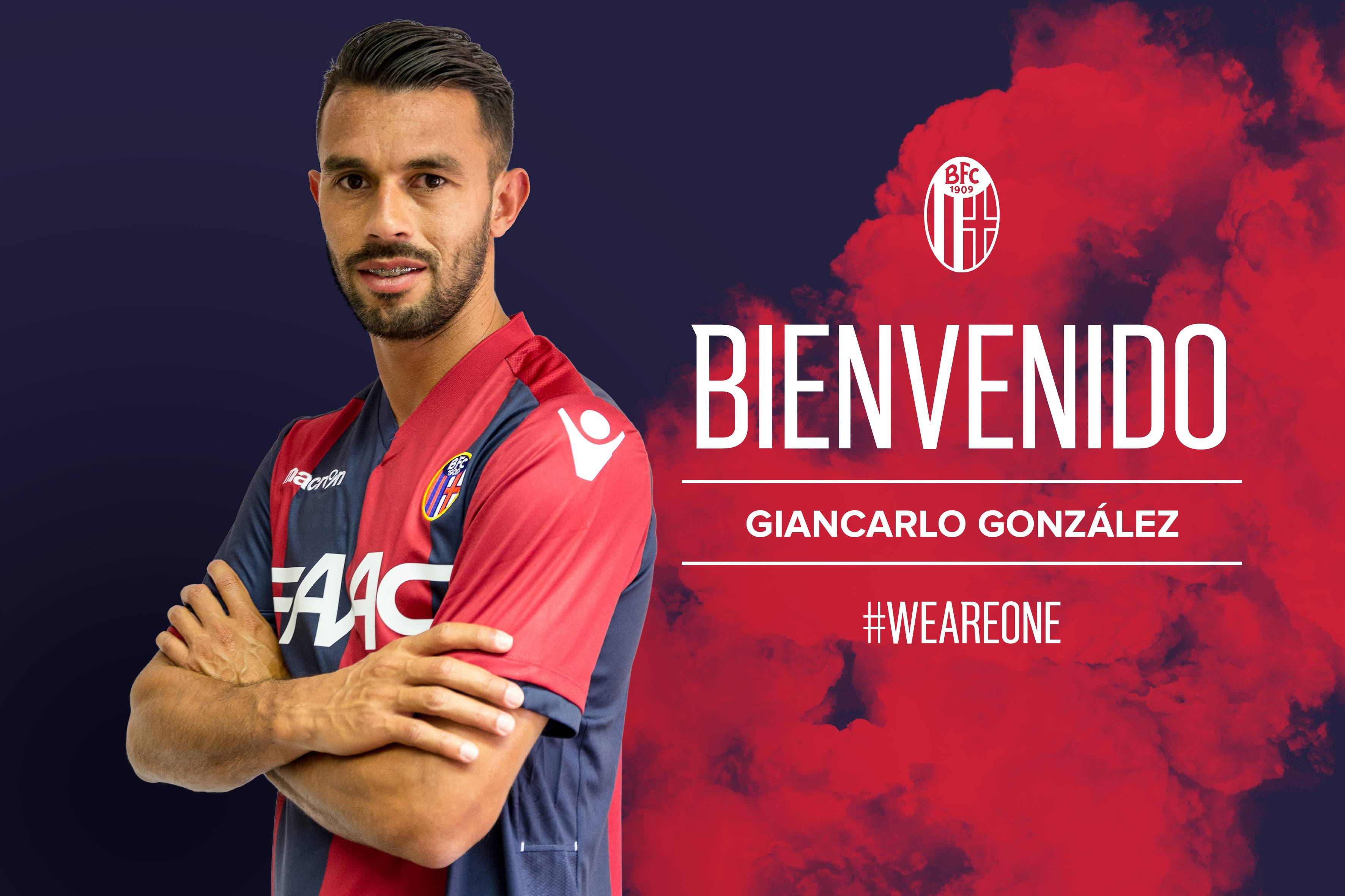 Ufficiale: Gonzalez è un nuovo giocatore del Bologna - 22 giu