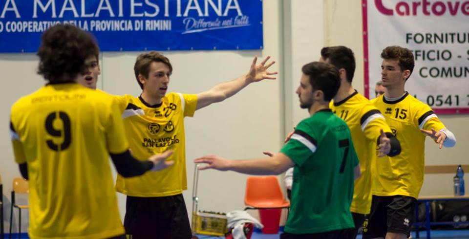 Volley serie C - La Zinella Vip passa anche a Bellaria e rimane in vetta alla classifica – 20 mar