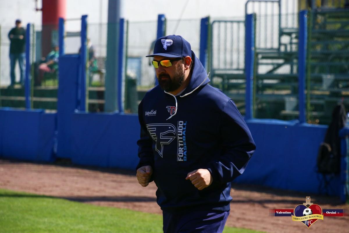 Intervista a Daniele Frignani, Manager della Fortitudo Baseball