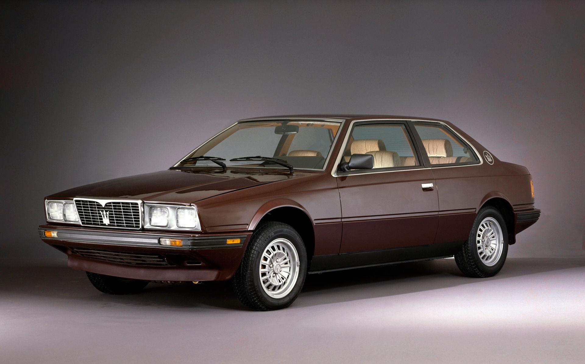 Carspillar – Maserati Biturbo, la prima auto di serie con due turbocompressori