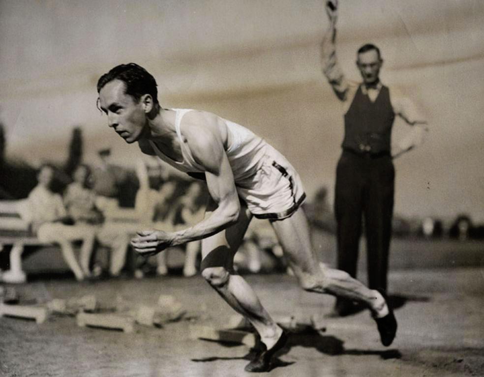 Storie Olimpiche - Amsterdam 1928, Percy Williams: il canadese che ha battuto gli americani
