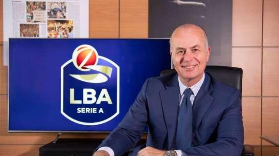 Assemblea Lega Basket: ufficiali sede e date di Supercoppa e inizio del Campionato