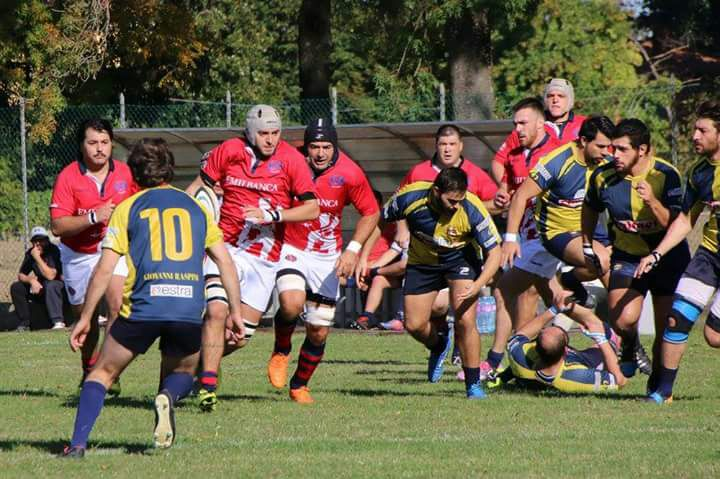 Rugby - Bologna Rugby 1928 vs Vasari Arezzo 101-05 - 09 Ott