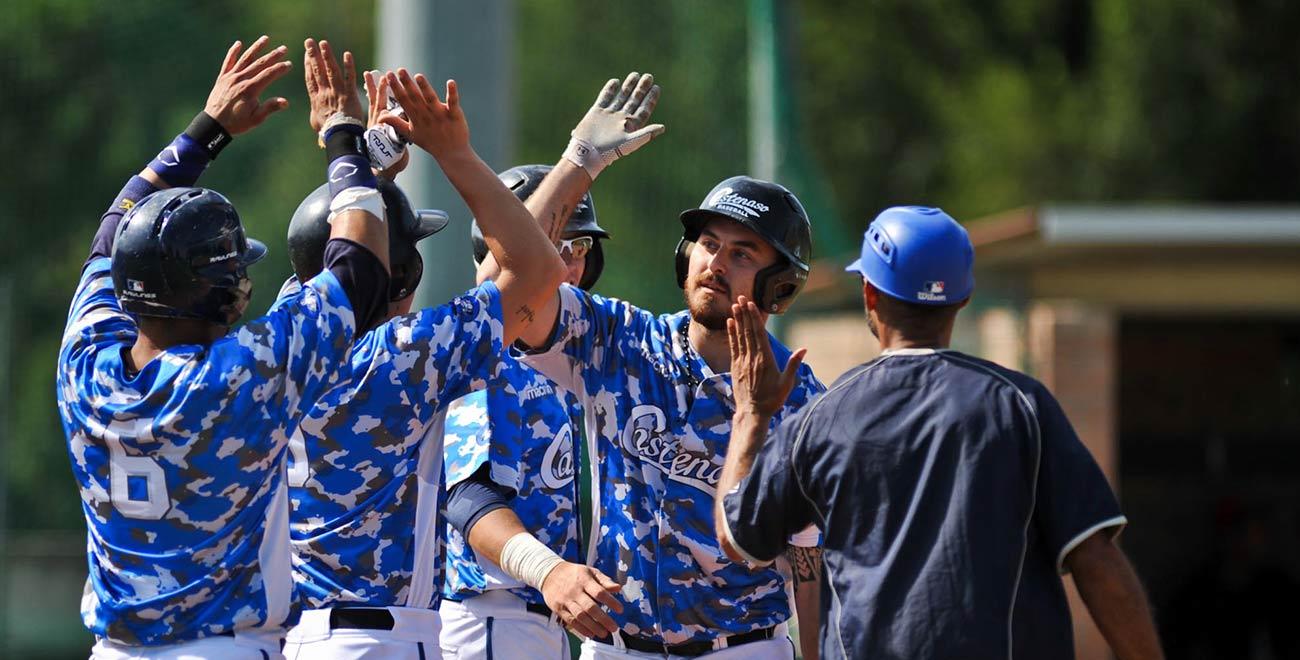 Baseball: Castenaso torna in Serie A1