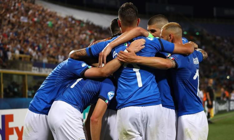 Europeo Under 21: l'Italia va in semifinale se...