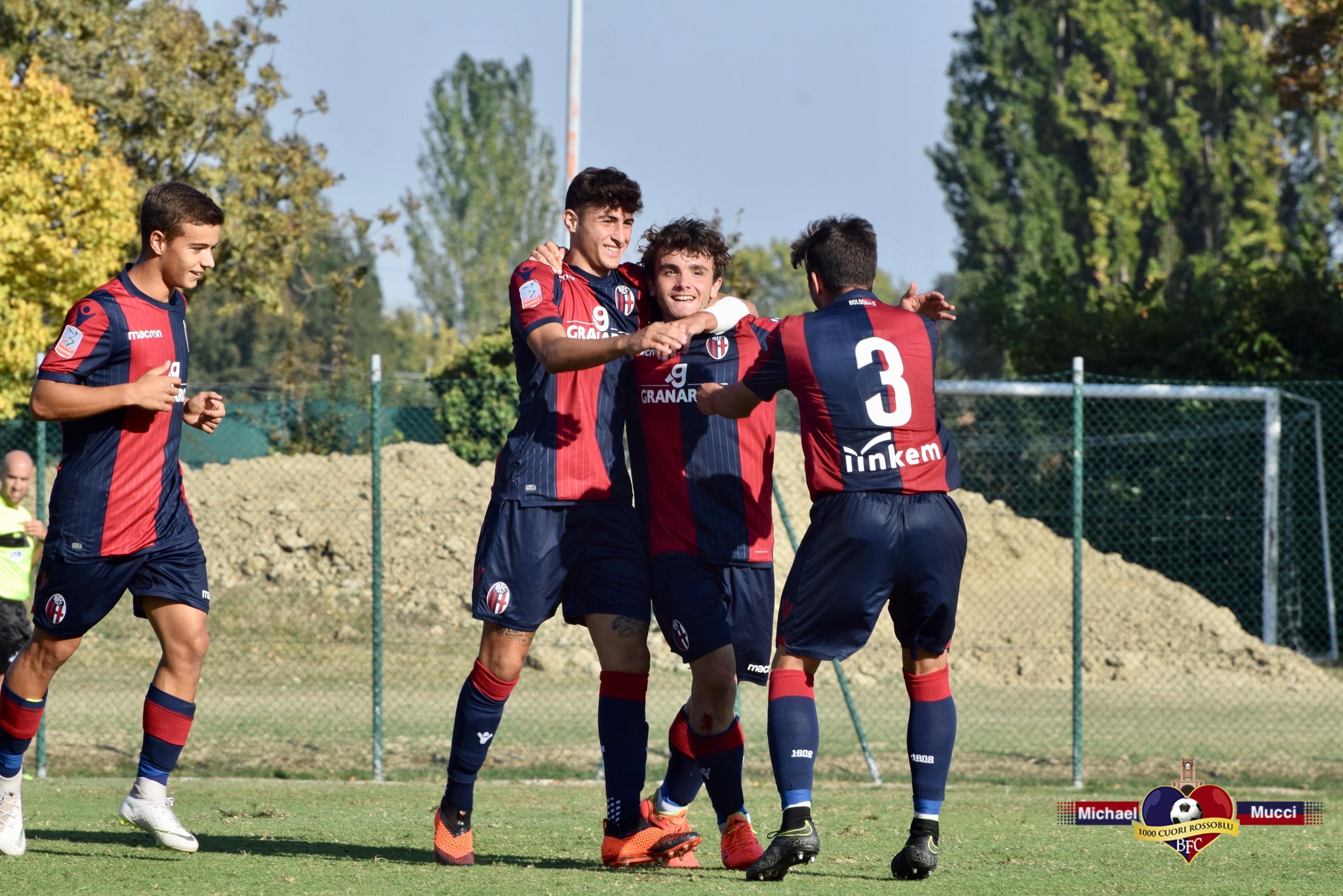 Bologna, i risultati del settore giovanile
