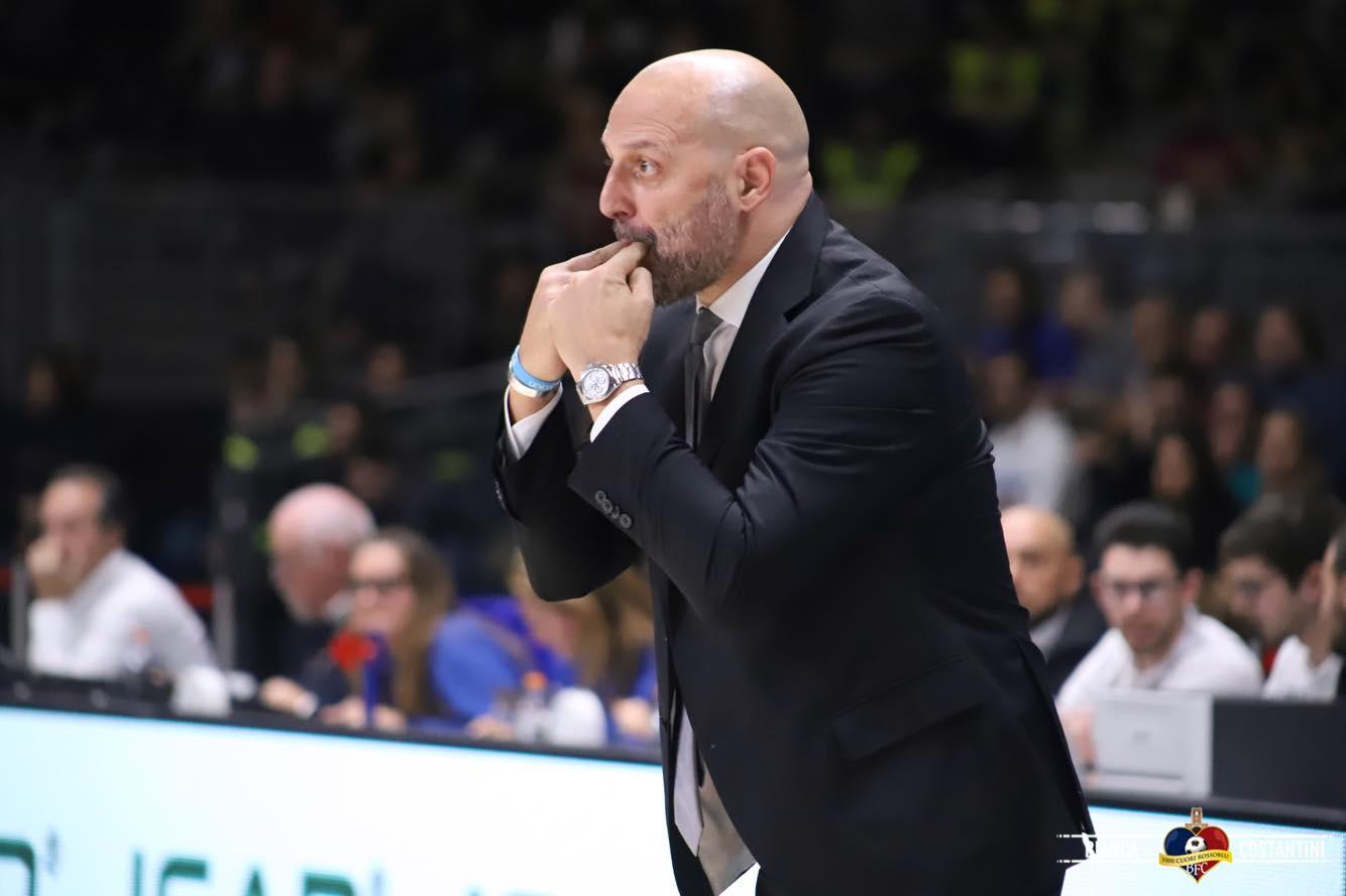 """Djordjevic: """"Contento dell'approccio della squadra e del nostro stato fisico. Teodosic? Me lo godo"""""""