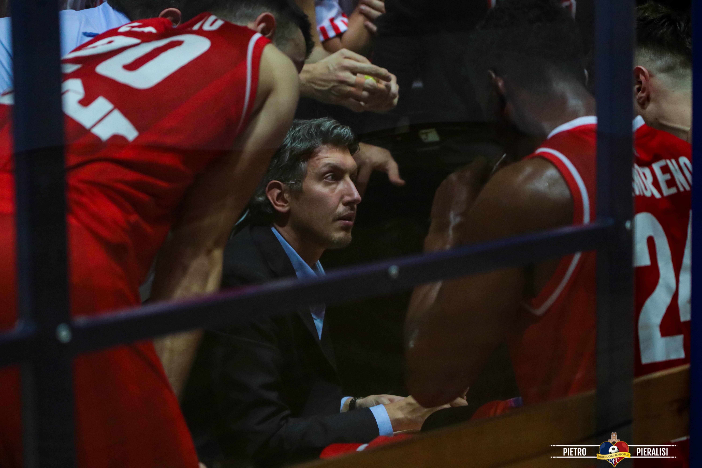 Fabriano-Tramec Cento, le parole di coach Mecacci al termine del match