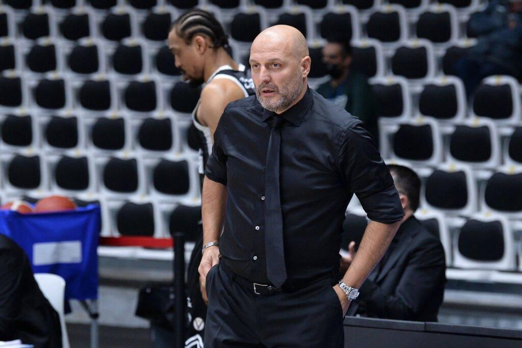 UNICS Kazan-Virtus Segafredo, le parole di coach Djordjevic alla vigilia del match