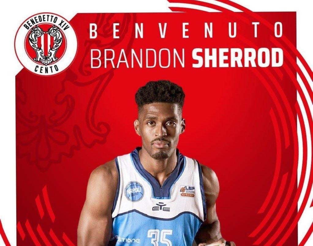 Brandon Sherrod è il nuovo centro della Benedetto XIV