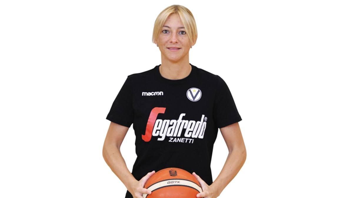 """Virtus Femminile - Federica Nannucci: """"Giocare per questa squadra e vincere lo scudetto è il sogno della mia vita"""""""