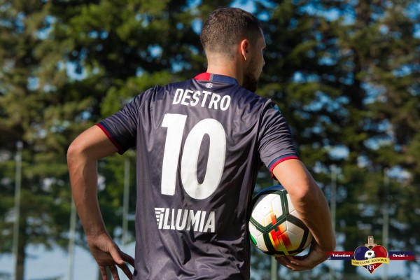 RdC - Sinistro presagio per Destro: forse out anche col Sassuolo - 19 set
