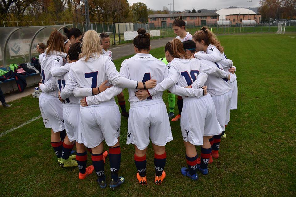 Coppa Italia amara: il Bologna femminile eliminato agli ottavi