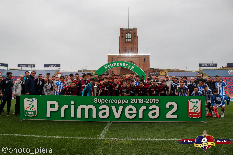 Primavera, Bologna-Pescara 5-1: le foto della gara