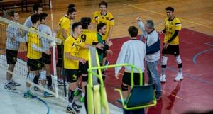 Volley Serie C - San Marino ferma la corsa dei giallo-neri - 14 gen