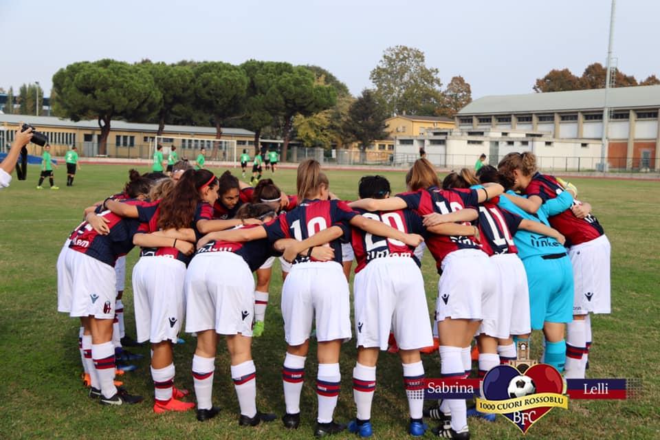 Serie C Femminile - Bologna-Riccione 0-3