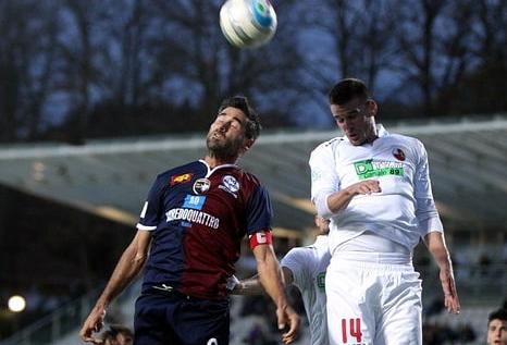 Imolese, ancora una volta è fatal Rimini: 2-0 al Romeo Neri