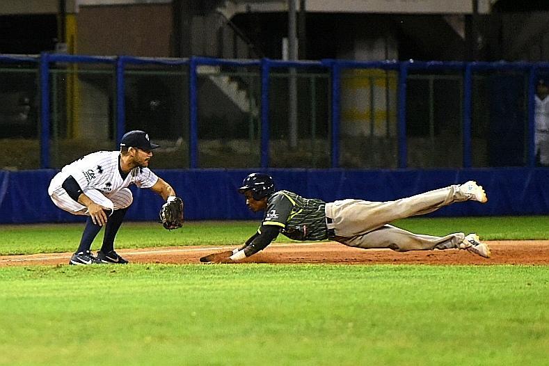 Baseball – Cuore Fortitudo: vince a Parma e pareggia la serie