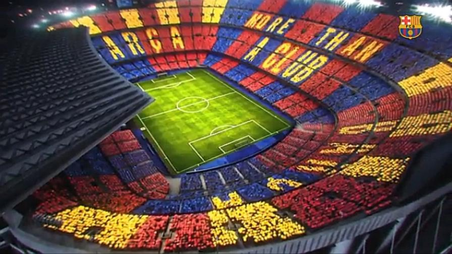 "I Football - ""Stasera qui non si gufa Juve, si tifa Barça"" - 19 apr"
