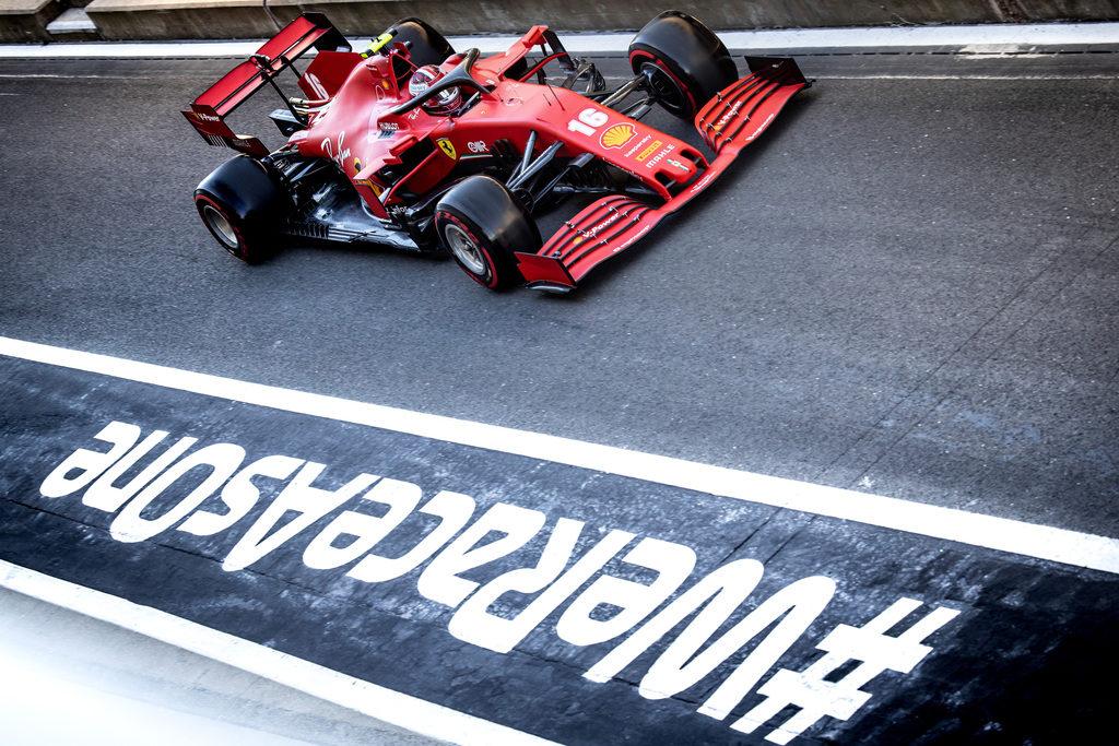 Formula 1 - Qualifiche del Gp di Silverstone