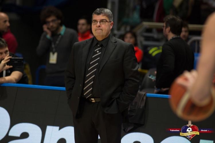 Coach Ramagli presenta la partita contro Varese - 21 apr