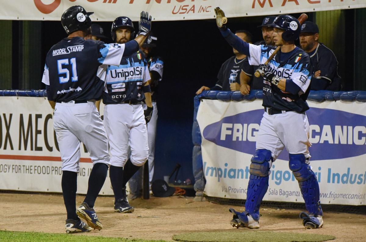 Baseball: La Fortitudo inizia bene la Coppa Italia - 02 Set