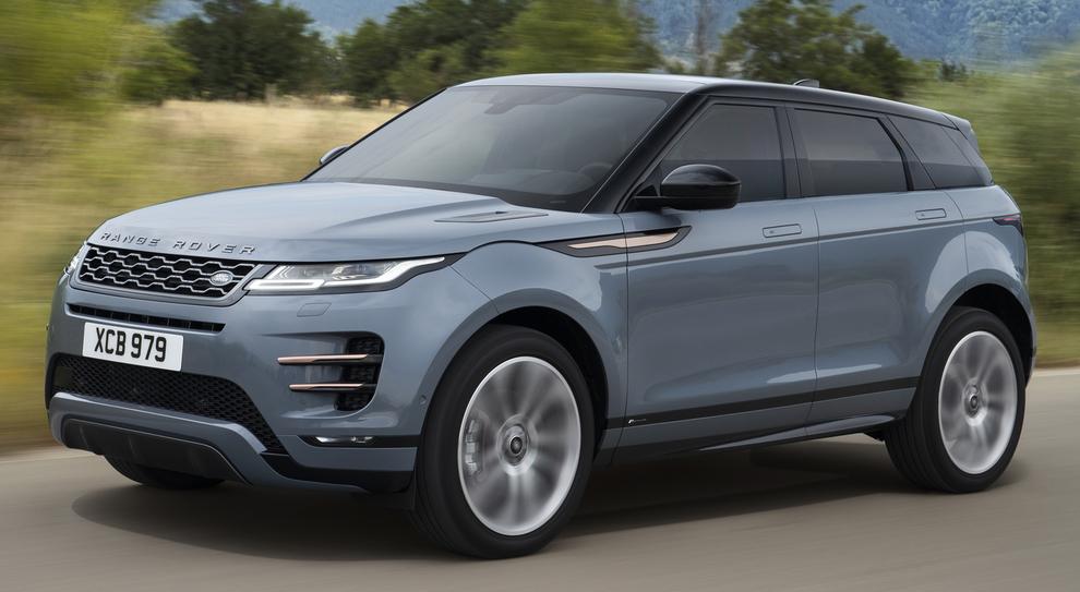 Big Automotive Innovations - Range Rover Evoque