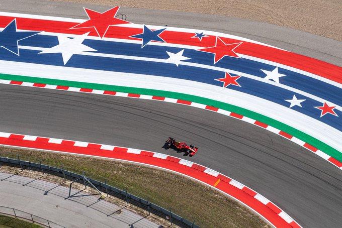 F1 - Gp Usa: che prova di forza per Verstappen! La Ferrari conferma i progressi