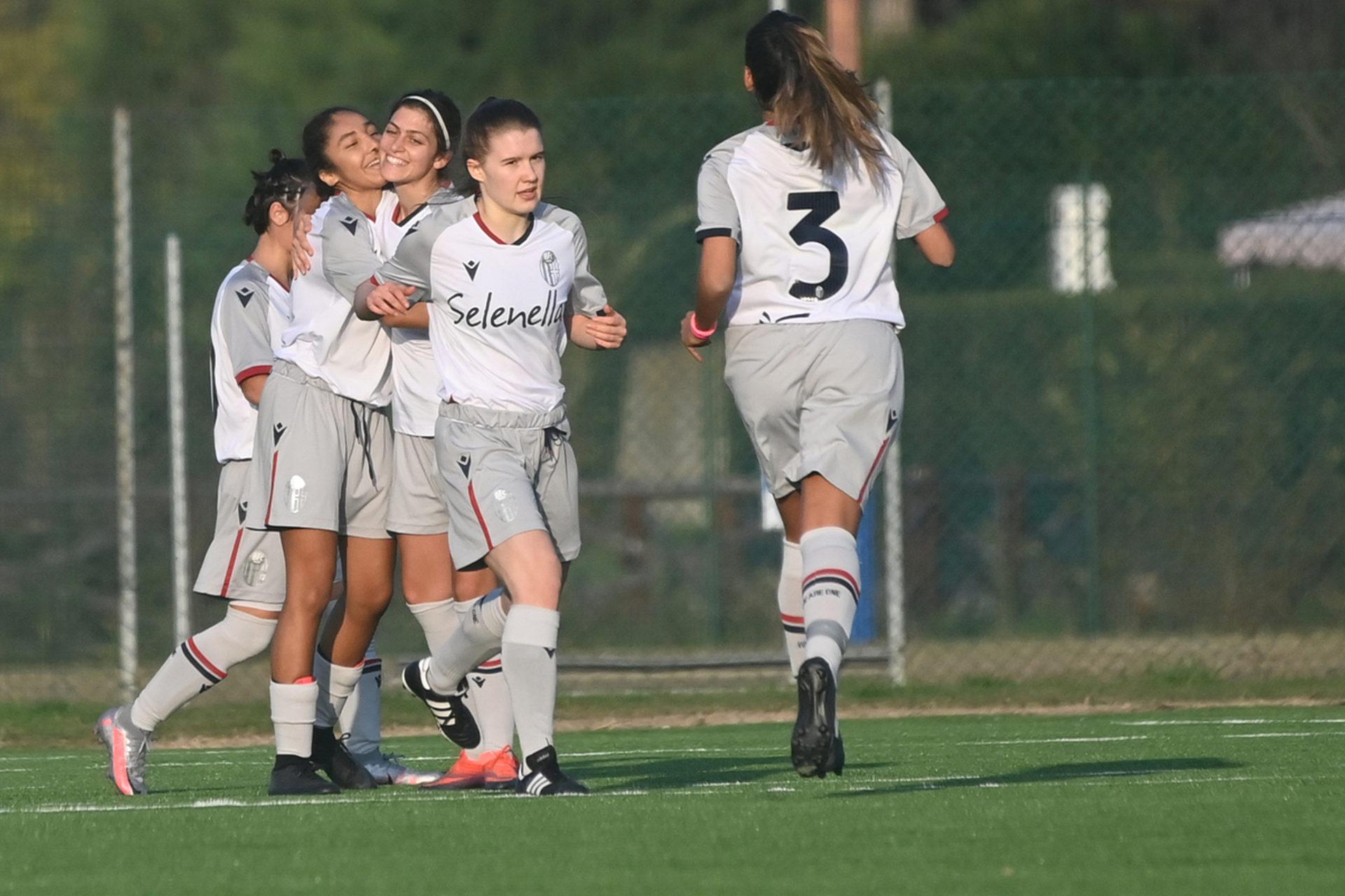 Bologna femminile: Campionato sospeso fino al 3 Dicembre