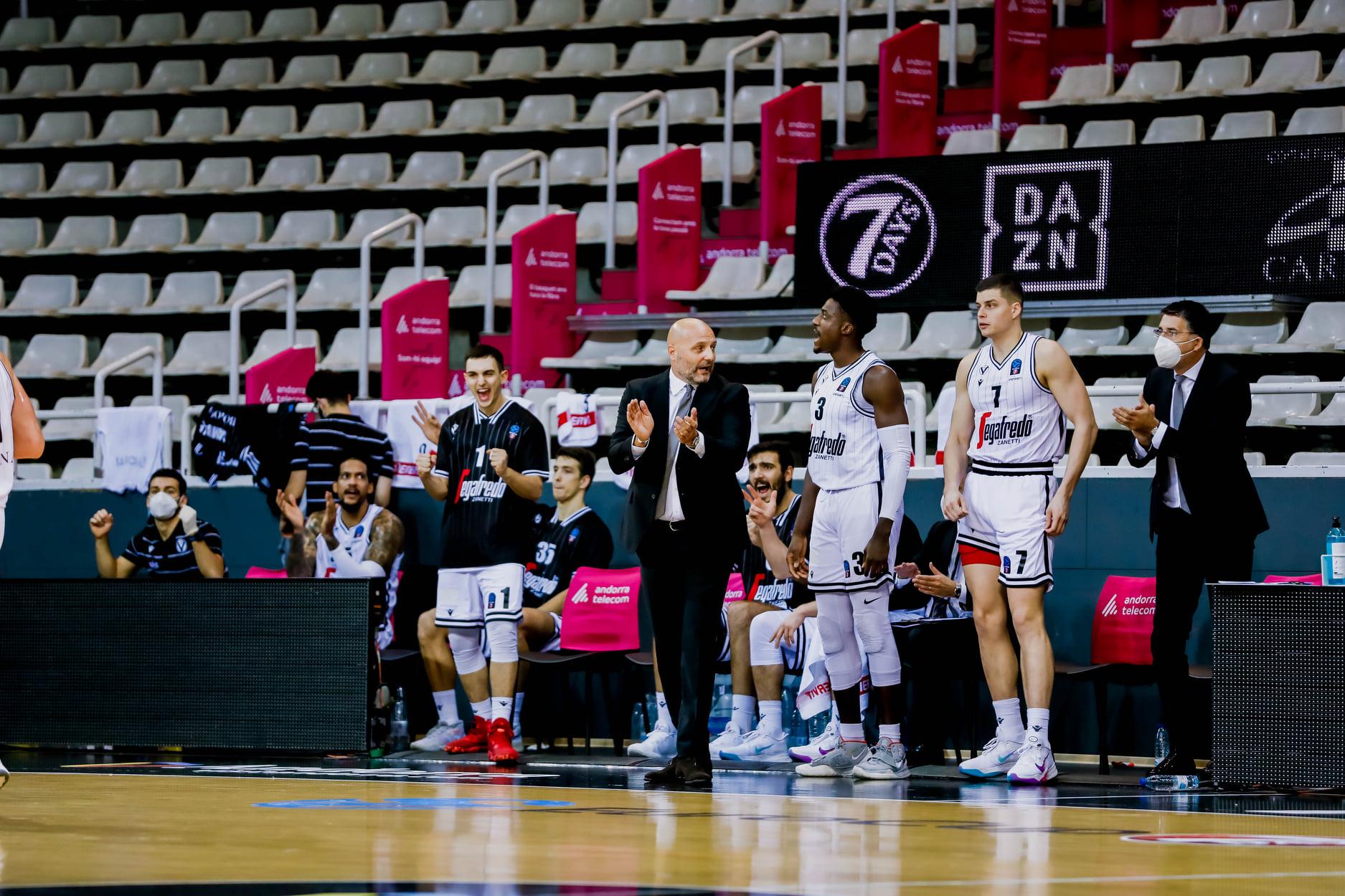"""Virtus Segafredo-Reggio Emilia, le parole di Djordjevic alla vigilia del match: """"Tutti devono avere fame e voglia di affrontare al meglio ogni partita"""""""