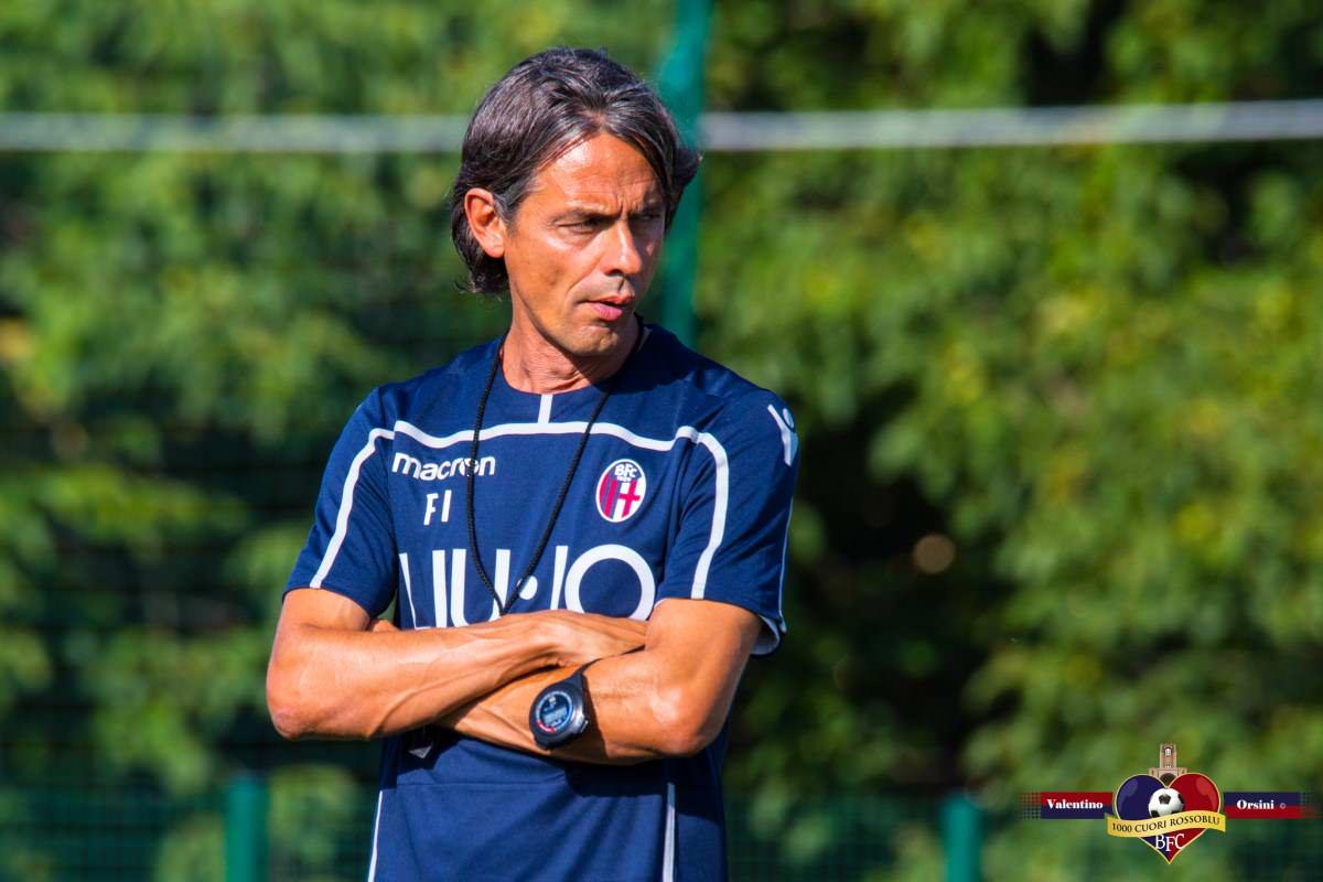 Il Resto del Carlino - Bologna e Inzaghi, chi si ferma è perduto.