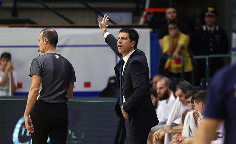 """Cremona-Fortitudo, Antimo Martino: """"Cremona squadra agguerrita e determinata, dovremo essere solidi e concentrati per portarla a casa"""""""